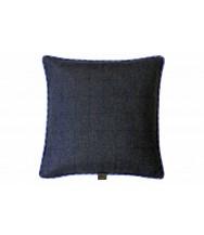 Charcoal with Blue Windowpane