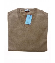 Battisti Sweater: Mushroom Brown