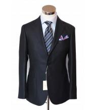 Bella Spalla Sport Coat: Navy Weave