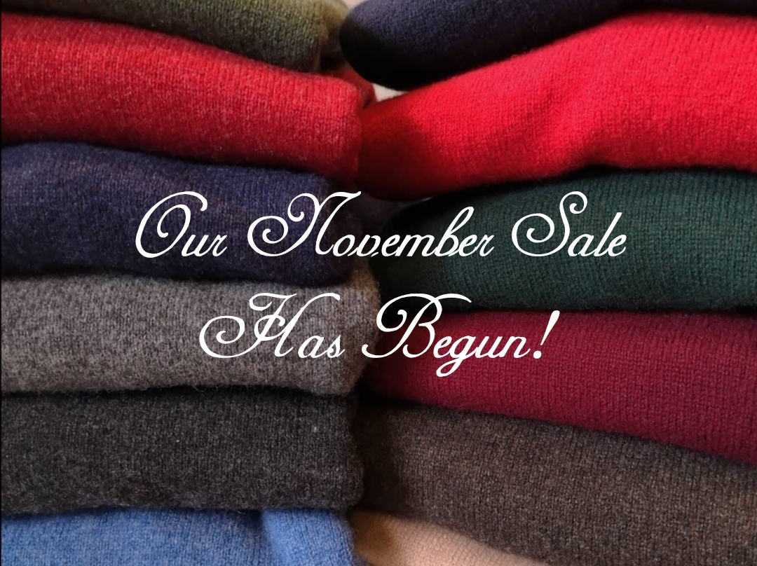 made in scotland lambswool jumpers