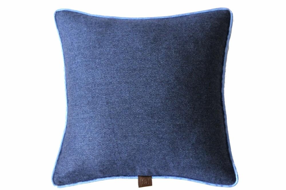 Dark Blue Weave