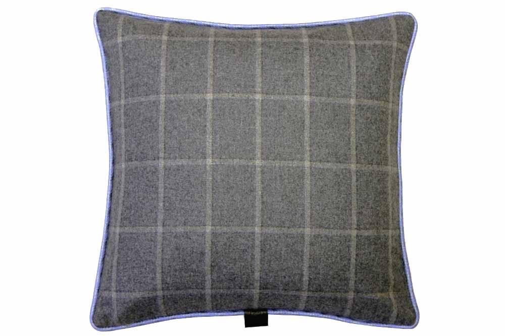 Medium Grey Windowpane