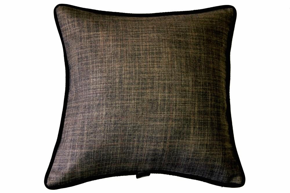 Brown Windowpane / Brown Velvet