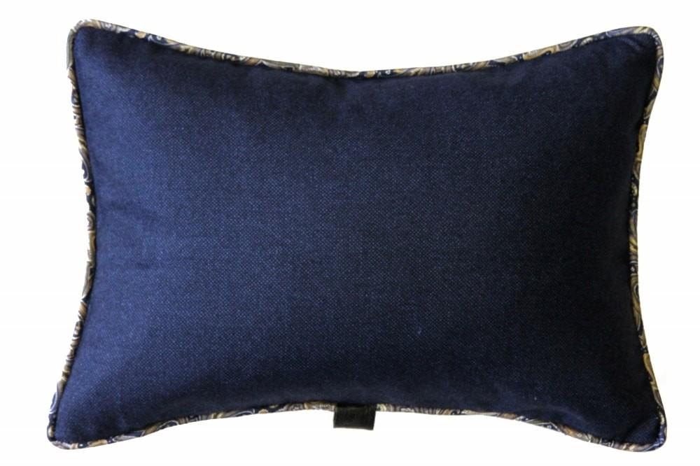 Blue Nailhead Weave