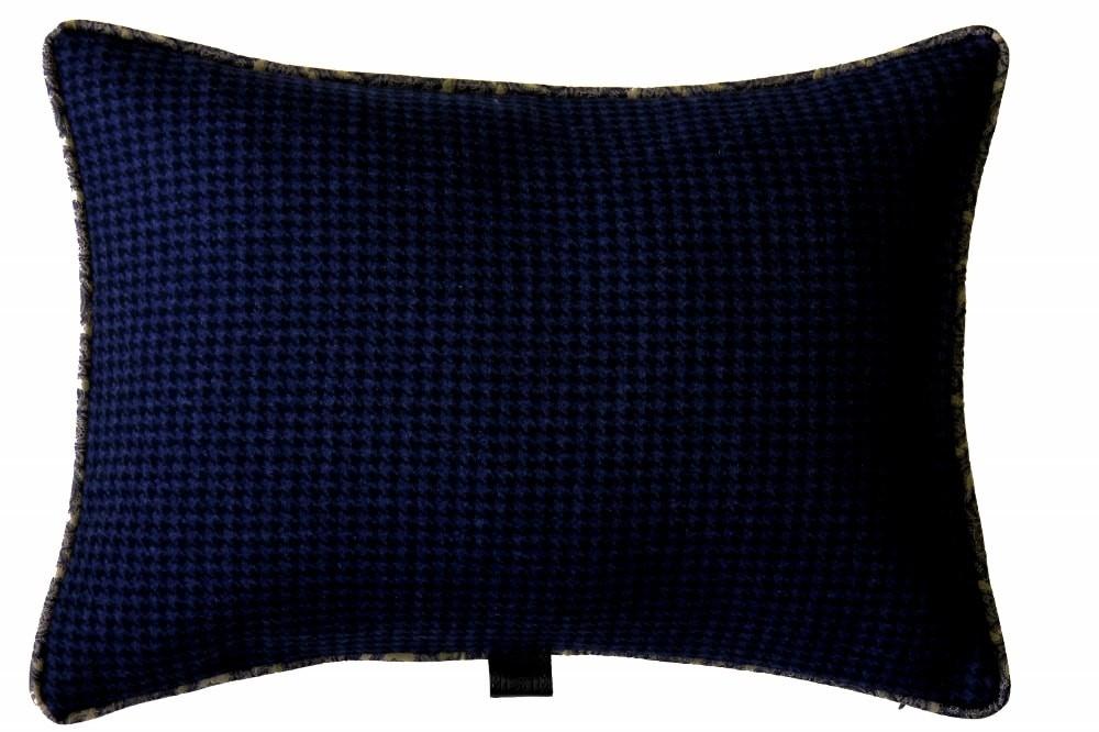 Blue Dogtooth / Midnight Blue