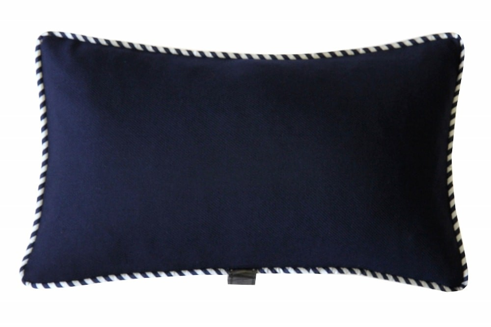 Navy Blue Twill