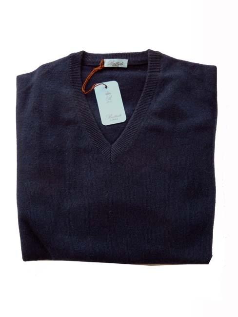 Battisti Sweater: Navy Blue