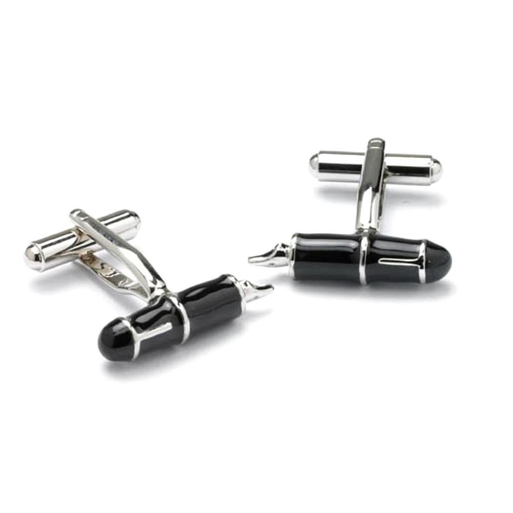 Benson & Clegg: Fountain Pen Cufflinks