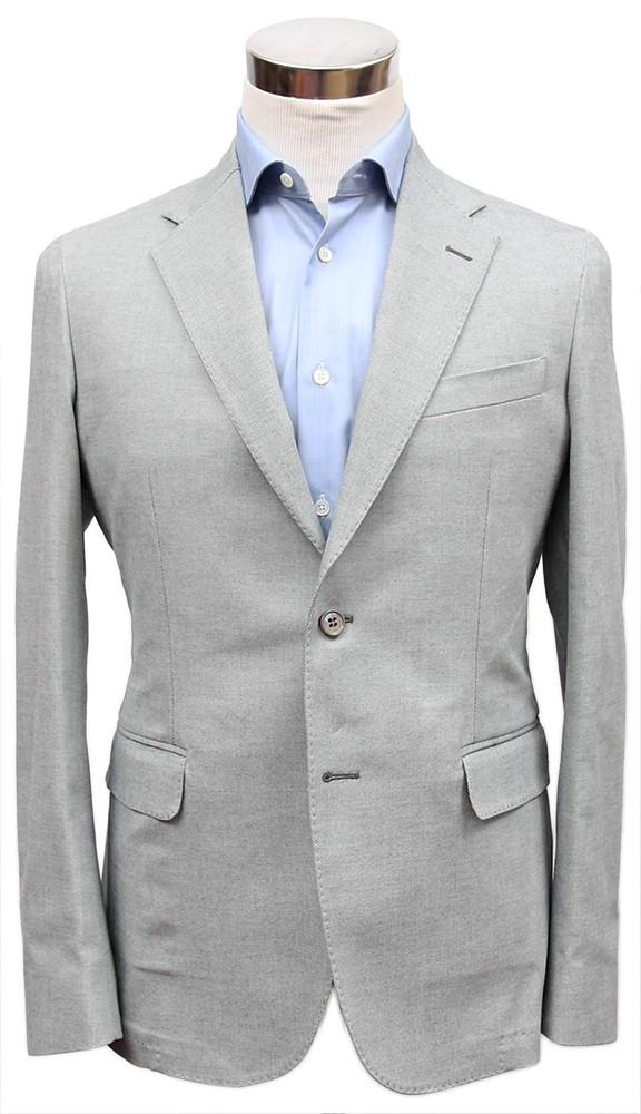 Bella Spalla Sport Coat: Grey