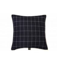 Navy Bold Windowpane