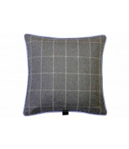 Medium Grey Windowpane