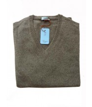 Battisti Sweater: Grey