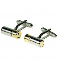 Benson & Clegg: Shotgun Cartridge Cufflinks