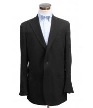 Benjamin Sport Coat: Black