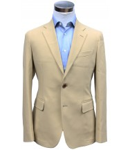 Bella Spalla Sport Coat: Cream