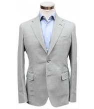 Bella Spalla Sport Coat: Grey