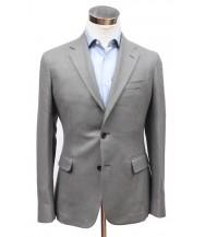 Bella Spalla Sport Coat: Grey Cashmere
