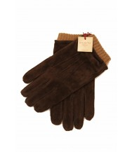 Dents: Pig Suede Gloves