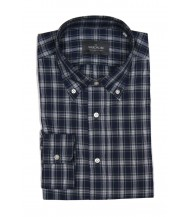 The Wardrobe Casual Shirt: Gordon Plaid