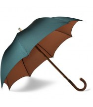 Francesco Maglia Green/Brown Umbrella