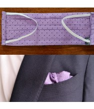 The Wardrobe Face Mask / Pocket Square