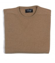 The Wardrobe Sweater: Camel/Tan