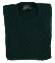 The Wardrobe Sweater: Medium Hunter Green