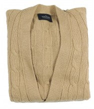 The Wardrobe Sweater: Medium Beige