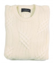 The Wardrobe Sweater: Medium Cream